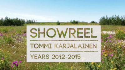 Showreel2012-2015