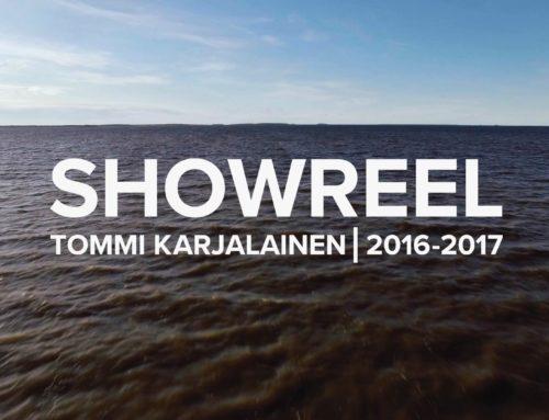 Showreel 2016-2017