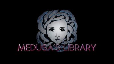 Medusa's Library art
